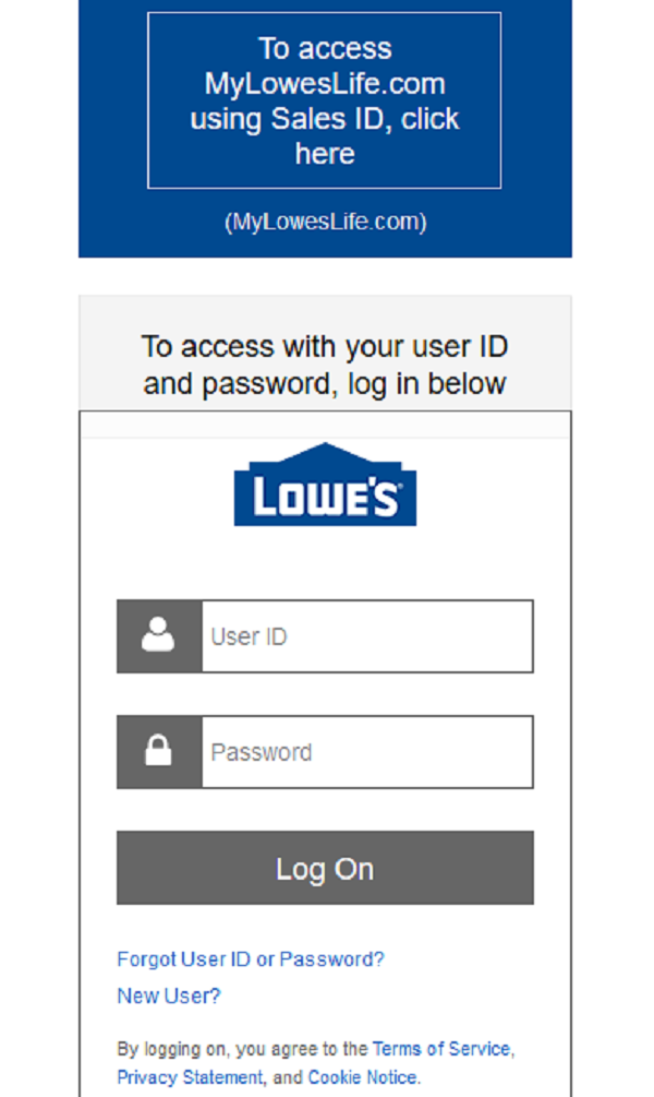Www Myloweslife Com Login My Lowes Life Employee Portal